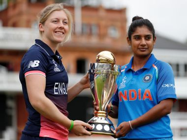 ICC Women's World Cup 2017 in numbers: From Mithali Raj's records to Anya Shrubsole's magical spell