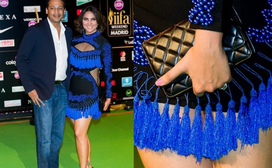 Lara Dutta at IIFA 2016 - Worst Dressed