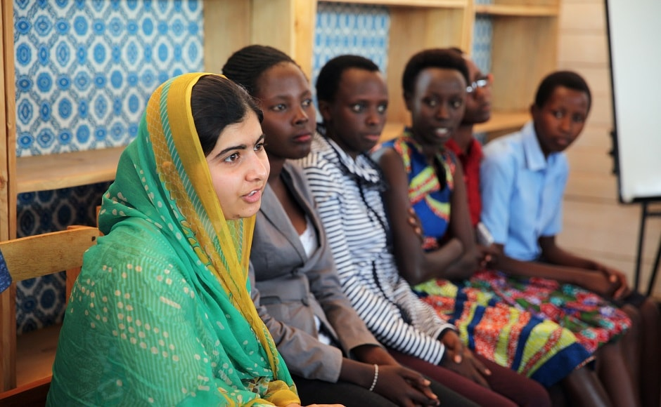 In the same month, Yousafzai became the youngest member to be appointed a United Nations Messenger of Peace. She has also visited refugee camps in Rwanda and Kenya to talk about the plight of refugee girls. Reuters