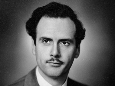 Marshall McLuhan. Wikimedia Commons