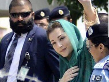 File image of Maryam Sharif. Twitter @MaryamNSharif