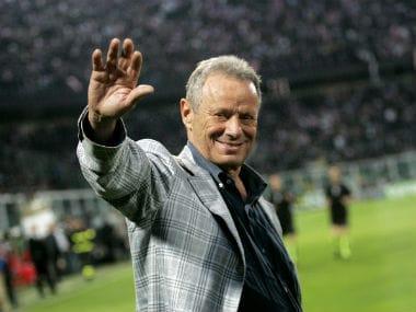 File image of Palermo owner Maurizio Zamparini. AFP