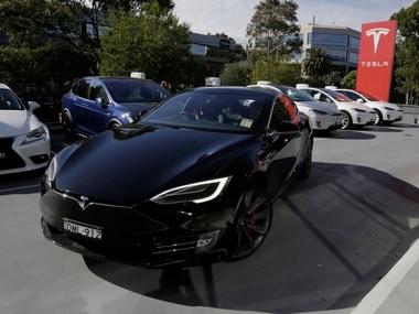Tesla Model S. Reuters