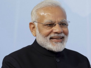 File image of India prime minister Narendra Modi. PTI