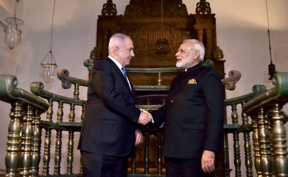 Narendra Modi on Wednesday announced the start of a new flight service connecting Delhi, Mumbai and Tel Aviv. Air India used to operate directs flights to Israel from New Delhi until the mid-1990s and from Mumbai until the early 2000s, which were reportedly withdrawn for commercial reasons. PTI