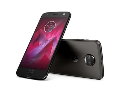 The Moto Z2 Force Edition