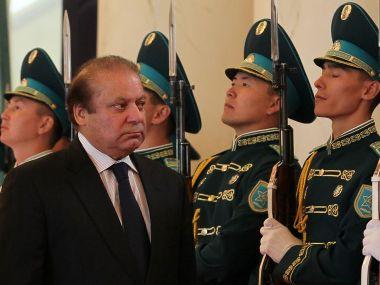 Prime Minister Nawaz Sharif. AFP