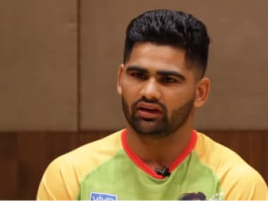 Patna Pirates have appointed Pardeep Narwal as the captain. Screengrab from Facebook