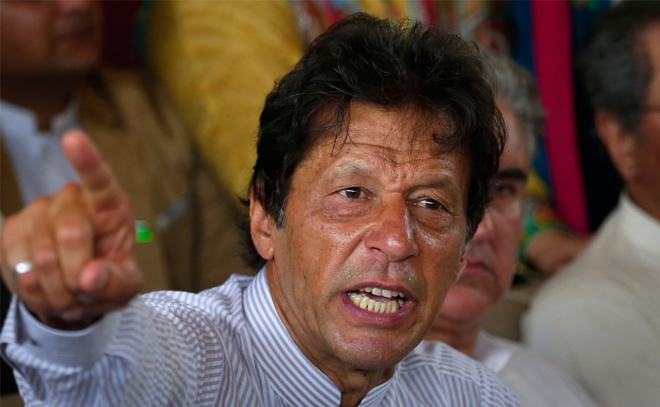 Speaking at a press conference, Opposition leader and a petitioner in the high-profile Panama case, Imran Khan said,