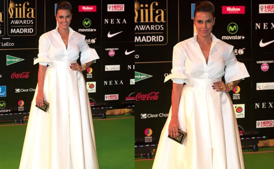 Neha Dhupia at IIFA 2016 - Worst Dressed