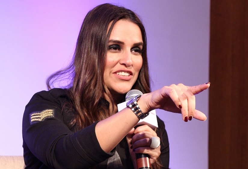 Neha Dhupia at the launch of #NoFilterNeha - Season 2 - 3. File picture