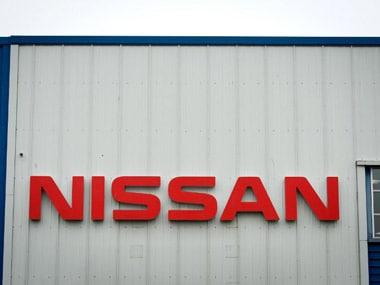Nissan Logo. AFP