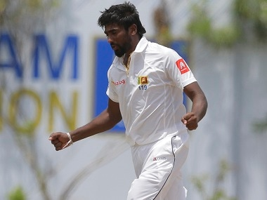 India vs Sri Lanka: One-man show Nuwan Pradeep proves he is truly Chaminda Vaas' successor