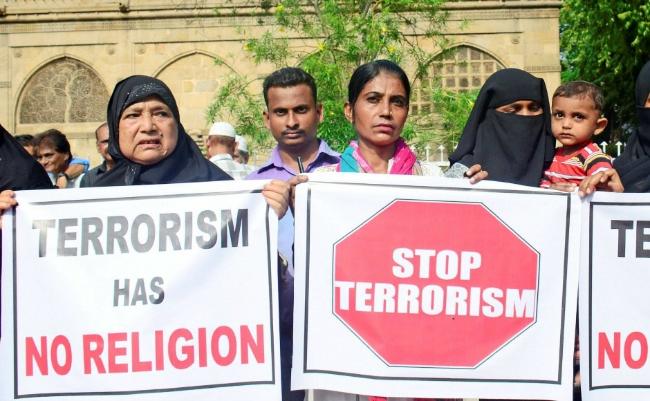 Across the country various protests were held to condemn the attack. In Ahmedabad, citizens urged the government to put an end to terror. PTI