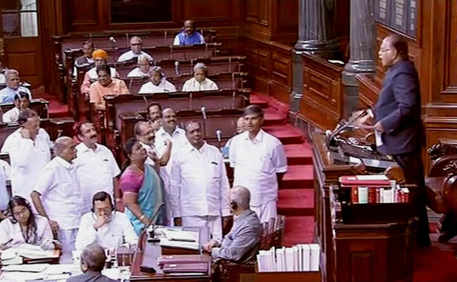 Parliament Monsoon Session Opposition raises issues of mob lynchings NEET