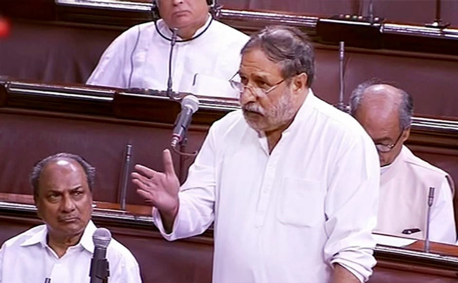 Congress MP Anand Sharma demanded government to respond to media reports on Israeli prime minister Benjamin Netanyahu's reamark on why Narendra Modi skipped Palestine visit. PTI