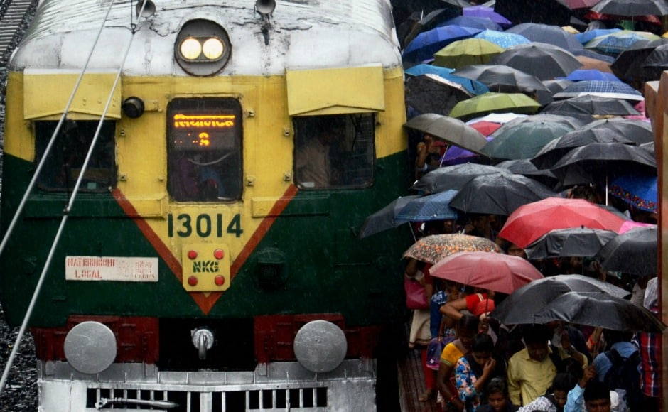 Kolkata has been witnessing rains since the month began. Accoring to IMD on and off rains are expected to continue over the city. PTI