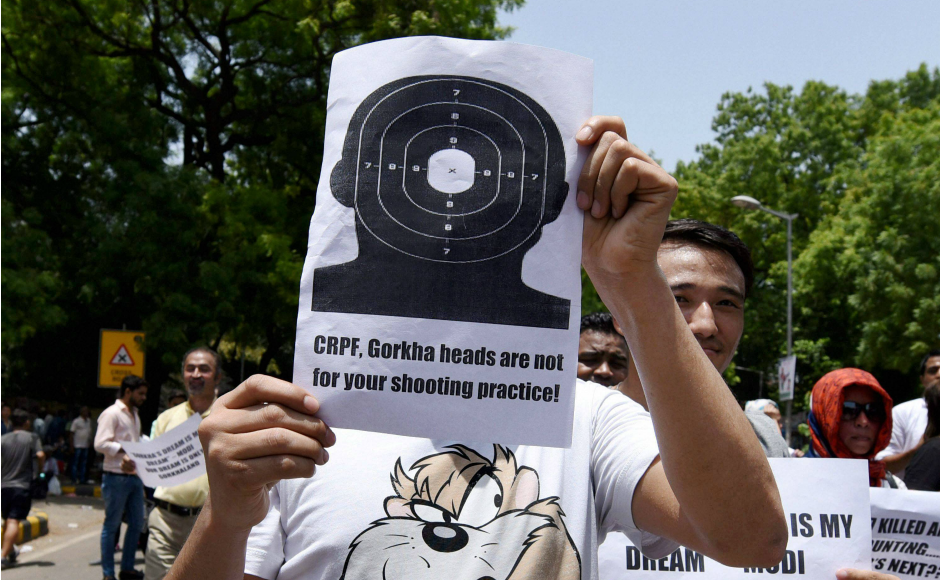 The Gorkha Janmukti Morcha (GJM) on Saturday alleged that three of its supporters were killed in police action and demanded the intervention of the National Human Rights Commission. PTI