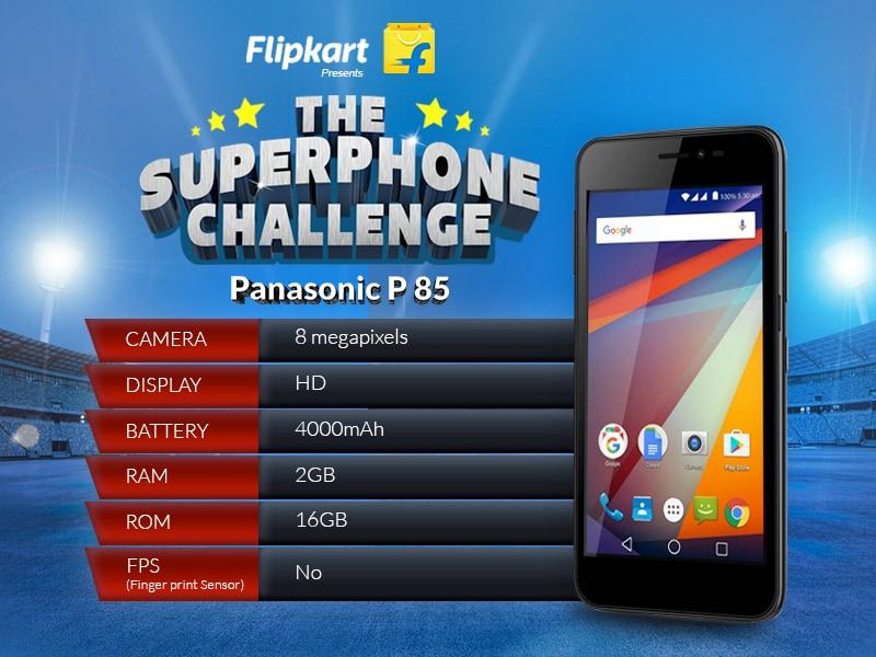 Panasonic P 85