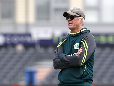 Ireland hope to hire outgoing head coach John Bracewell's successor by November