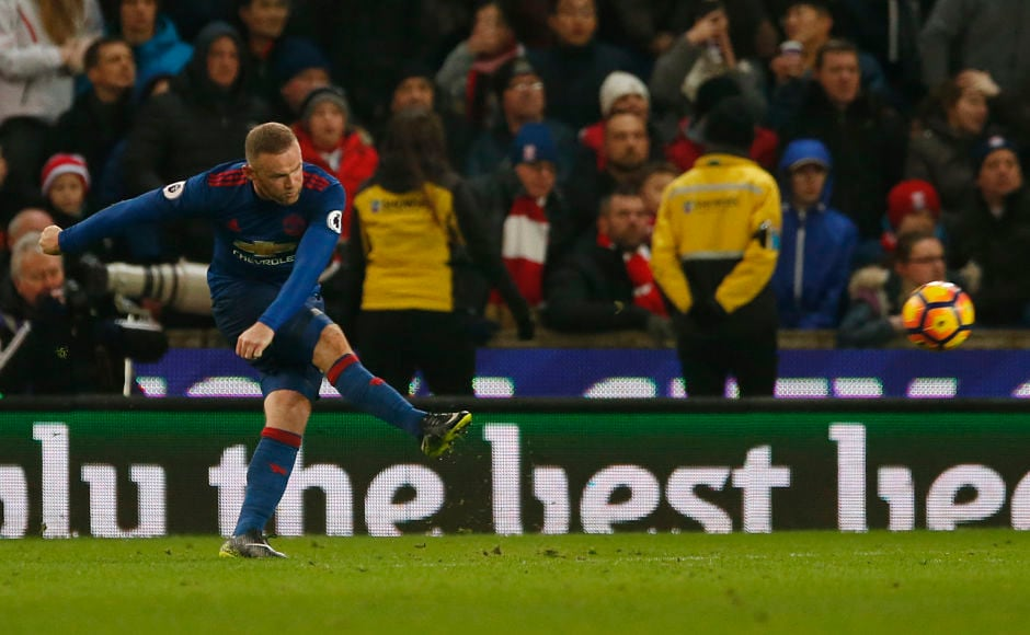Wayne Rooney leaves Manchester United as their all time leading goalscorer and will look to finish his career on a high at boyhood club Everton. Reuters