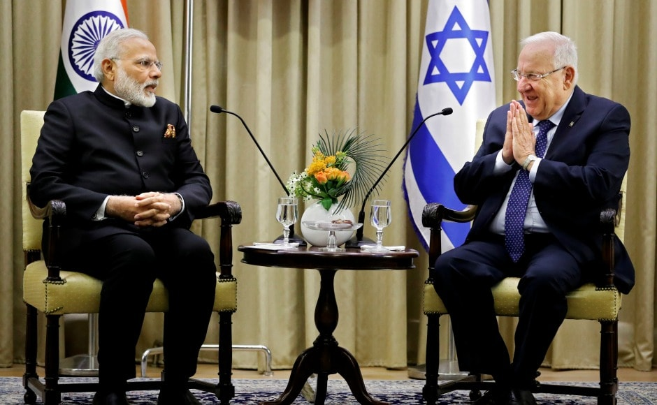 After the meeting, Modi tweeted that a wide range of issues pertaining to India-Israel relations and other global issues were discussed. Reuters