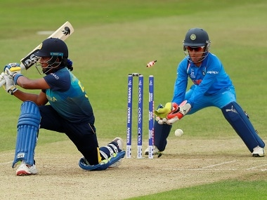 ICC Women's World Cup 2017: Poonam Yadav's spin and Ekta Bisht's advice seals 16-run win for India