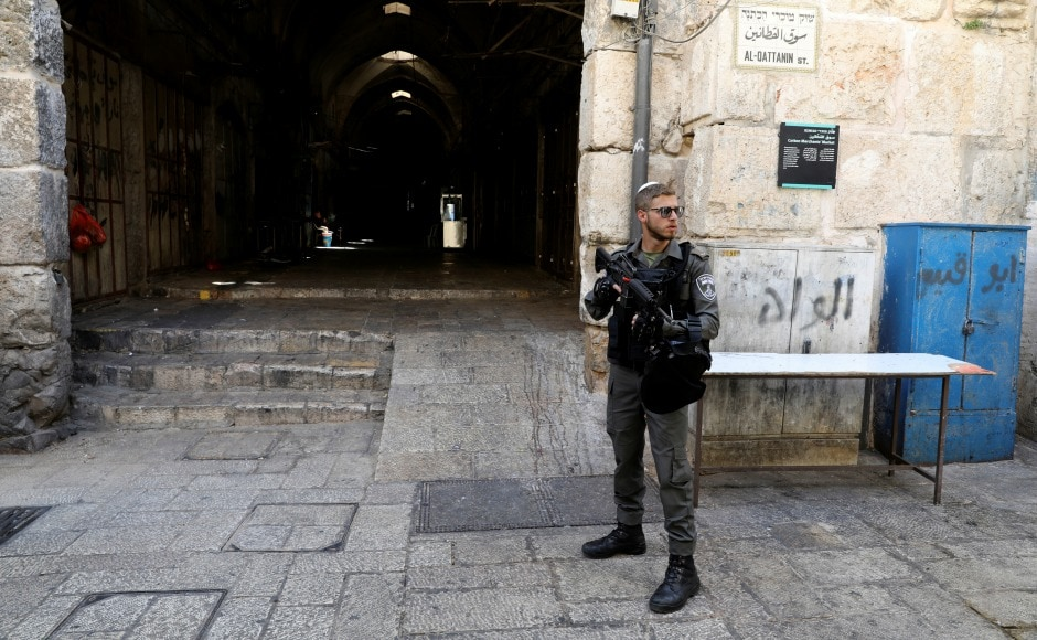Tensions are often high around the compound, which houses the Aqsa Mosque and the golden Dome of the Rock. The site is managed by Jordanian religious authorities and is adjacent to the Western Wall, a holy site where Jews are permitted to pray. Reuters