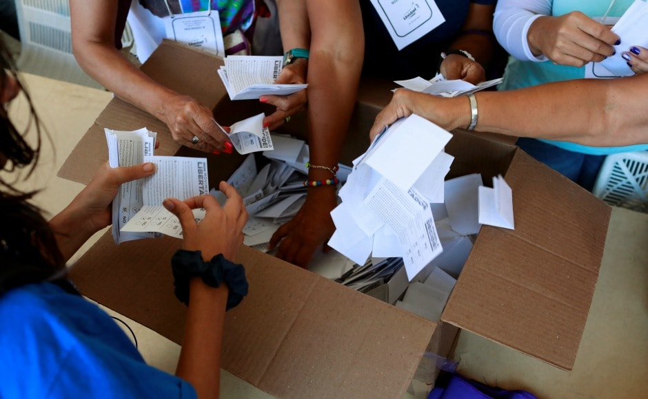 Opposition leaders hailed the referendum as a success. However, Maduro dismissed Sunday's poll as unconstitutional and is campaigning instead for a 30 July vote to create a legislative superbody that would have the power to rewrite the constitution and dissolve state institutions. Reuters