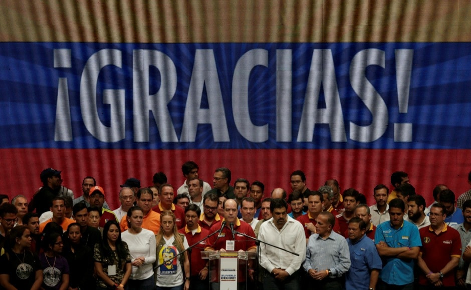 More than 7 million Venezuelans voted in Sunday's unofficial referendum held by the Opposition to heap pressure on President Nicolas Maduro and repudiate his plan to rewrite the nation's constitution. Reuters