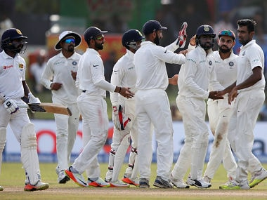 India vs Sri Lanka, 1st Test: Virat Kohli and Co restrict hosts' batting order on Day 2 after posting 600