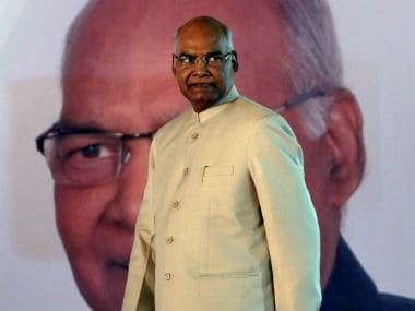 File image of Ram Nath Kovind. Reuters