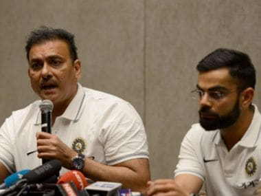 Ravi Shastri's attempt to employ siege mentality is his way of keeping Team India fired up