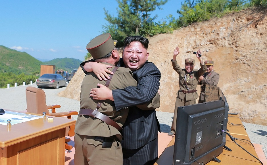 North Korea successfully tested an inter-continental ballistic missile (ICBM), Hwasong-14 on 4 July, in the culmination of a decades-long ambition. Reuters