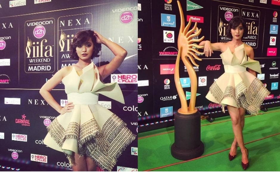 Sayani Gupta at IIFA 2016 - Best Dressed