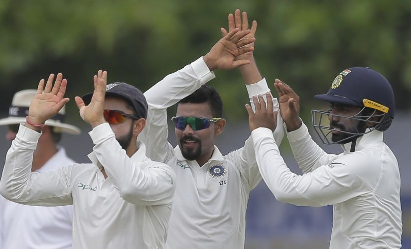Live India vs Sri Lanka 2017, 1st Test, Day 3, Cricket Score, Updates: Dilruwan wages lone battle as hosts lose 8 wickets at lunch