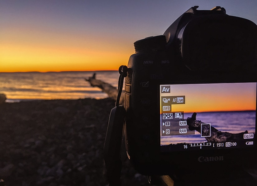 Sunset photographs how to 825