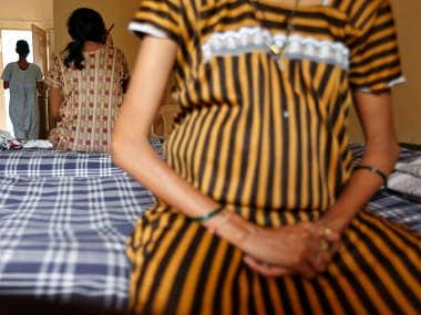 Who cares about the well-being of the surrogate mother? Image for representation. File Photo/Reuters