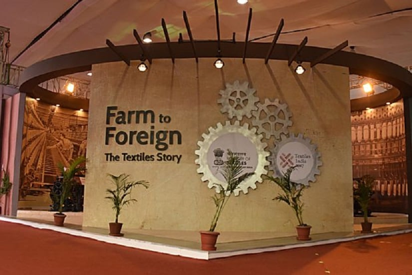 Narendra Modi's formula for Indian textiles is 'farm to fibre to fabric to foreign'