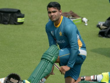 Umar Akmal claims Pakistan coach Mickey Arthur held 'dummy' fitness tests to oust him from team