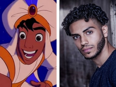 Aladdin live-action remake: Mena Massoud and Naomi Scott cast in lead roles for Guy Ritchie's film