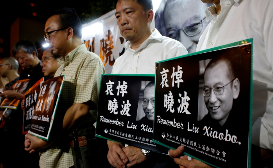 Liu, China's most prominent political prisoner, died at a hospital in the country's northeast following a battle with liver cancer, officials said on Thursday. He was 61. Reuters