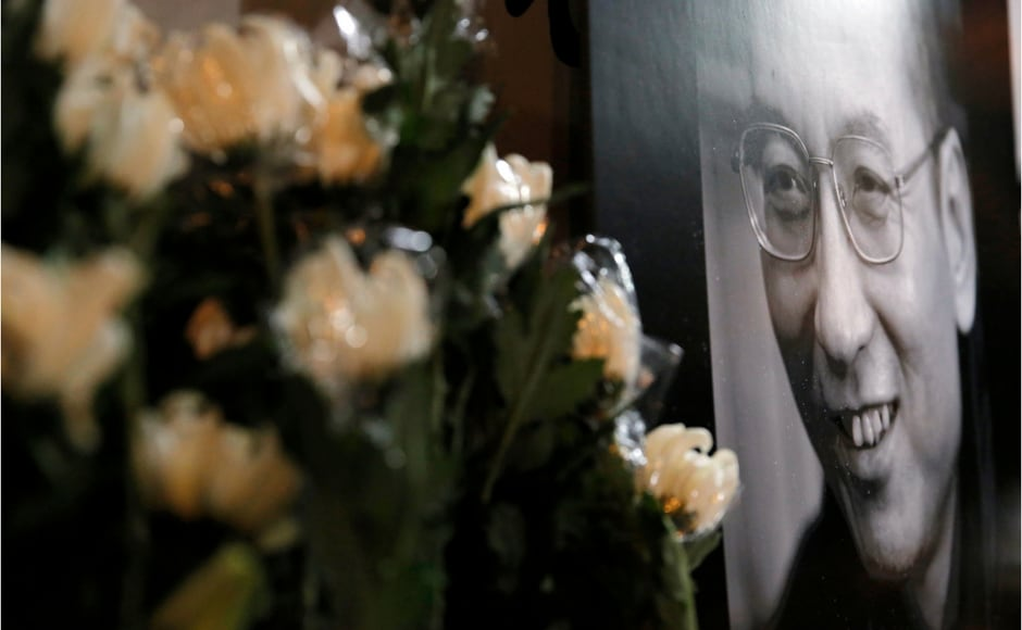 "In what became one of his most famous essays, Chinese Nobel Peace Prize laureate Liu Xiaobo wrote, ""I have no enemies,"" in an ode to hope and a repudiation of hatred and fear. AP"