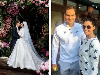 Miranda Kerr's wedding photos; Saiyami Kher's Federer moment: Social Media Stalkers' Guide