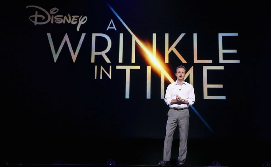 President of Walt Disney Studios Motion Picture Production Sean Bailey took part today in the Walt Disney Studios live action presentation at Disney's D23 EXPO 2017 in Anaheim, Calif. (Getty Images)