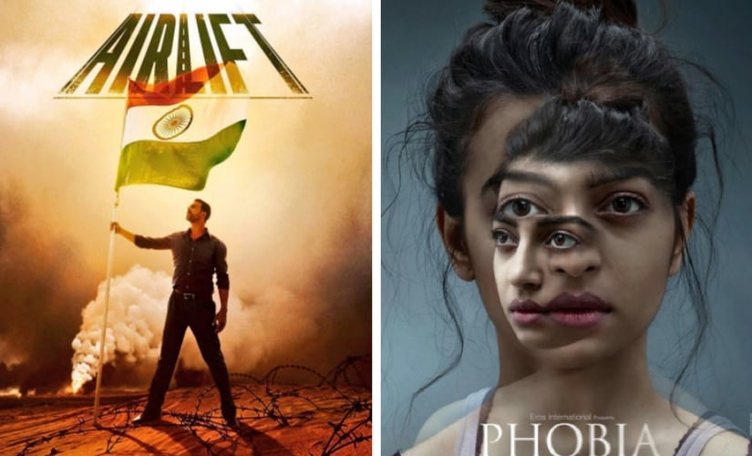 Airlift and Phobia were snubbed in most categories. Image from Twitter.