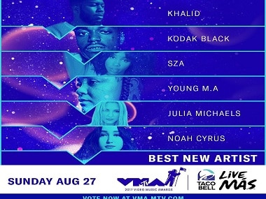 MTV rids itself of gender-specific categories, network reveals nominees  for this year's VMA's