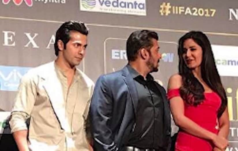 IIFA 2017: How Varun Dhawan was 'kabab mein haddi' between Katrina, Salman