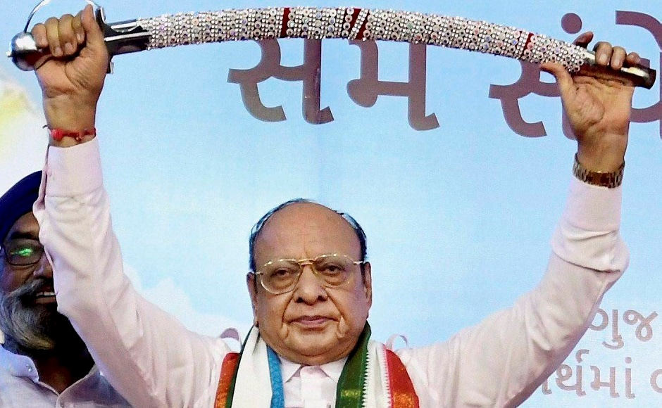 Meanwhile, Congress denied Vaghela's accusations and said that he chose to quit of his own accord. AICC communications chief Randeep S Surjewala claimed that Vaghela wanted to replace the current Gujarat Congress chief. PTI