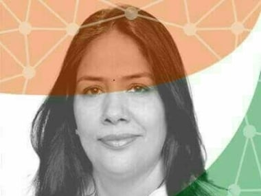 File image of Vijeta Malik. Image courtesy: Facebook Vijeta Malik